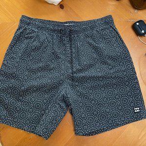Billabong Men's Shorts - Medium